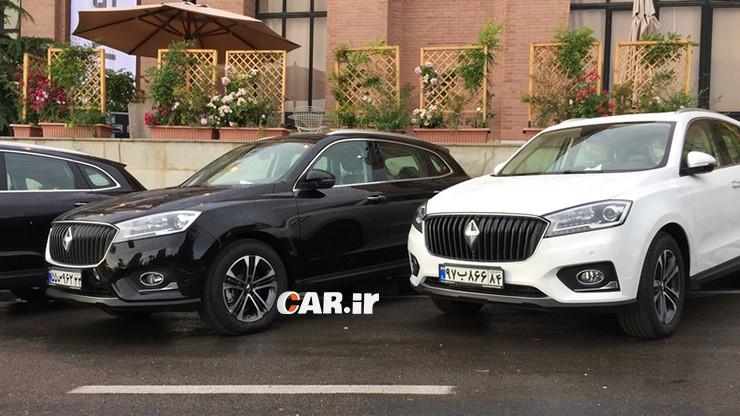 شرایط فروش خودروهای بورگوارد با قیمت جدید اعلام شد - مهر 98