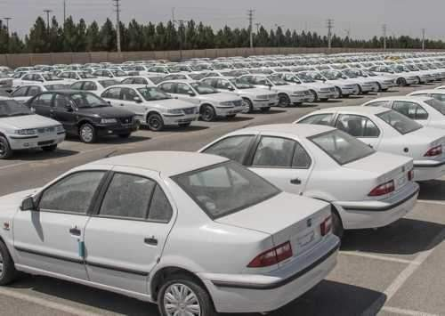 بیش از 50% خودروهای کف کارخانه ایران خودرو تکمیل و تحویل شدند