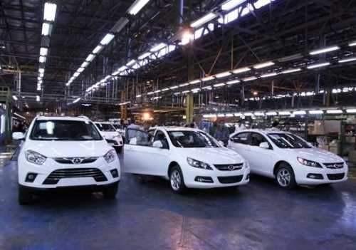 غیرفعال شدن تعدادی از واحدهای تولیدی خودرو کرمان