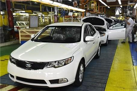 توقف تولید سراتو؛ رشد قابل توجه تولید و فروش پراید