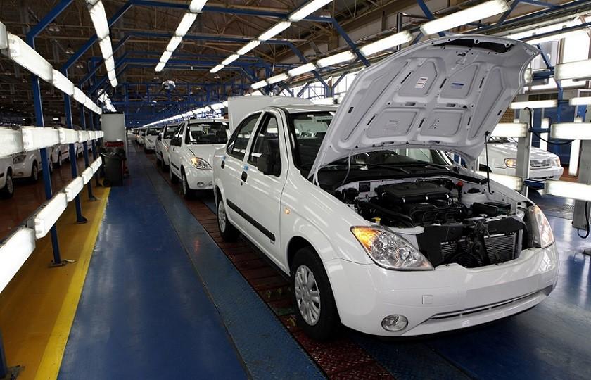 اعلام دلایل کاهش تولید خودرو در تابستان امسال در کشور