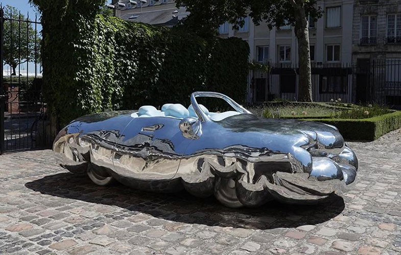 آشنایی با چاق ترین خودروی جهان + عکس