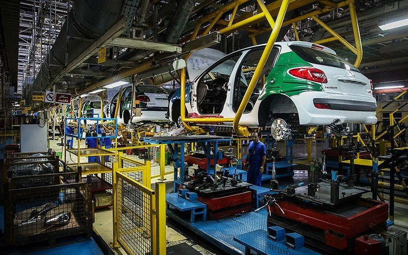 پیشبینی وضعیت تولید خودرو در کشور در نیمه دوم سال 98