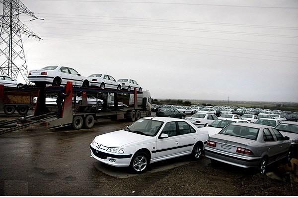 قیمت روز خودروهای ایران خودرو در بازار - ۹۸/۰۷/۱۵ - افزایش ۱ تا ۲ میلیونی قیمت ها