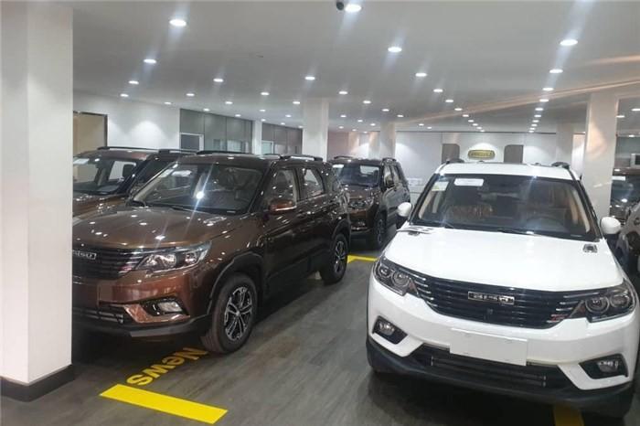 سومين محموله خودروهاي سیف خودرو به ايران وارد شد