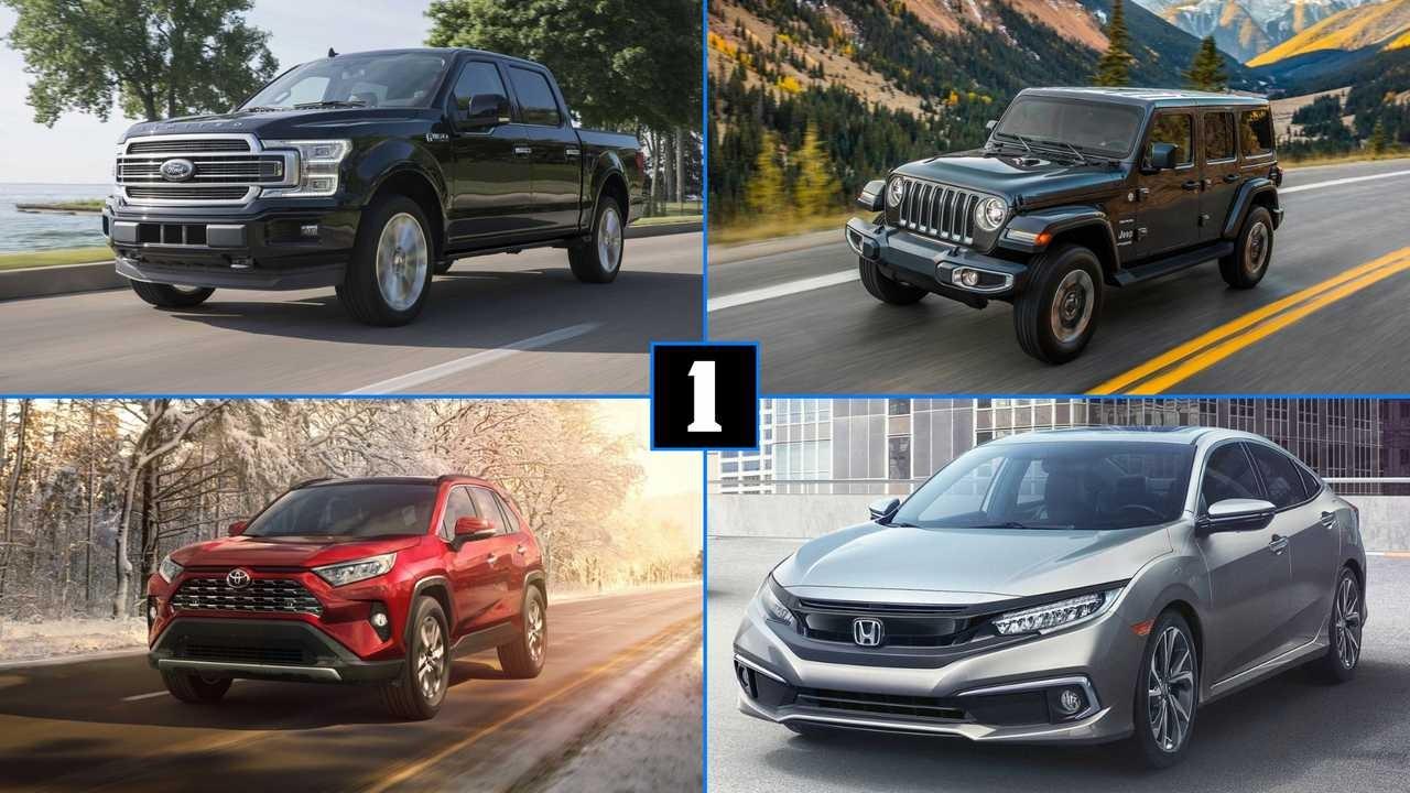 اوضاع فروش خودروسازان در بازار آمریکا چطور است؟ + جدول