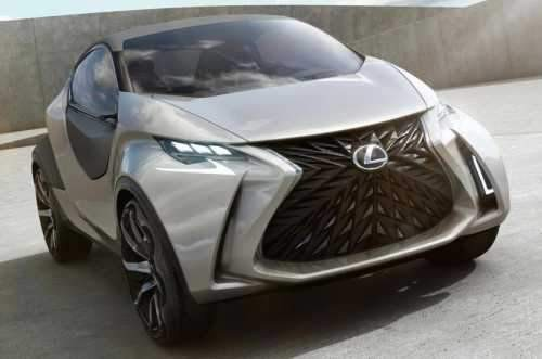 نخستین خودروی برقی لکسوس به بازار می آید