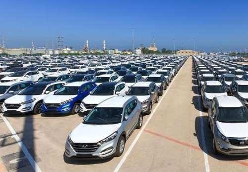 صدور دستور جلوگیری از ترخیص ۱۰۰۰ خودرو یک شرکت خاص