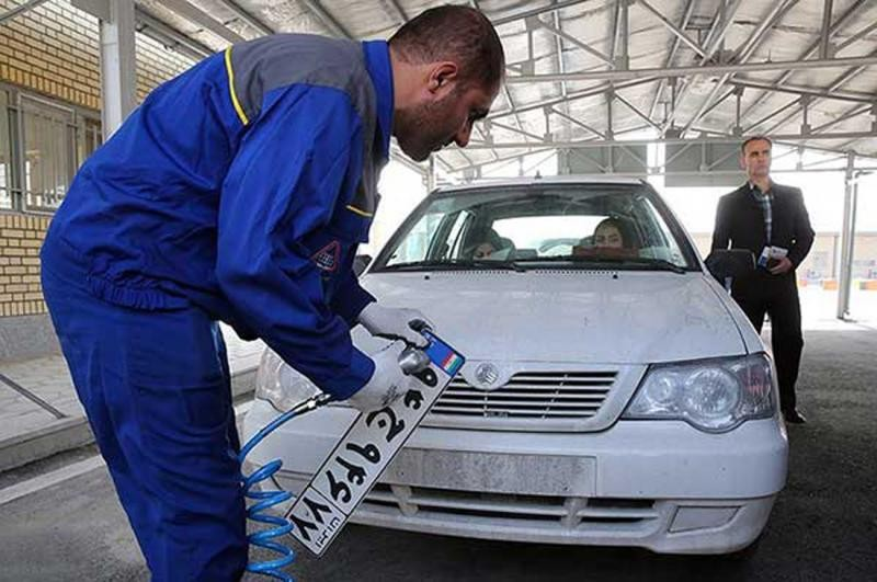 تفاوت مراکز شمارهگذاری خودرو در ایران و امارات - 24 آبان 98