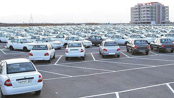 بازار خودروهای زیر ۵۰ میلیون خالی میشود