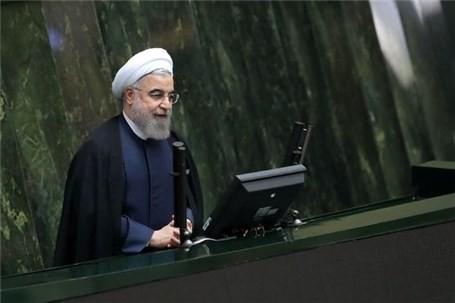 برگزاری نشست مشترک روحانی و مجلس درباره قیمت بنزین