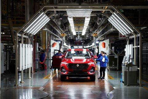 چالش خودروسازان آمریکایی برای بقا در بازار چین
