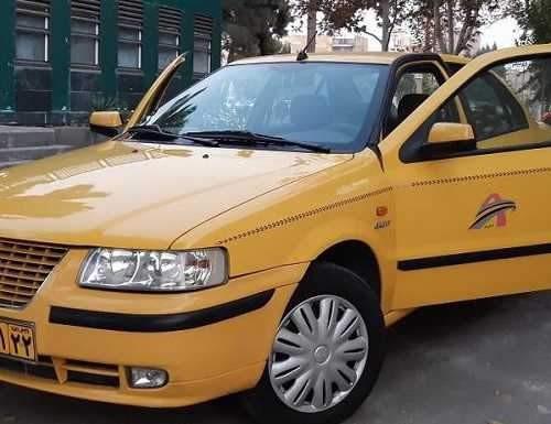 آغاز اجرای طرح نوسازی تاکسیهای فرسوده سال 98