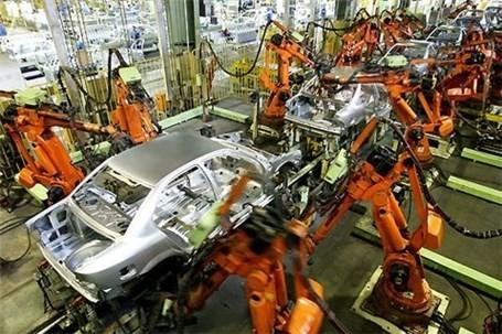 درخواست خودروسازان از بانک مرکزی برای دریافت تسهیلات