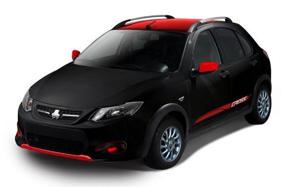خودروی اسپرت کوئیک R سایپا را با چه رنگبندی می توان خرید؟ +عکس