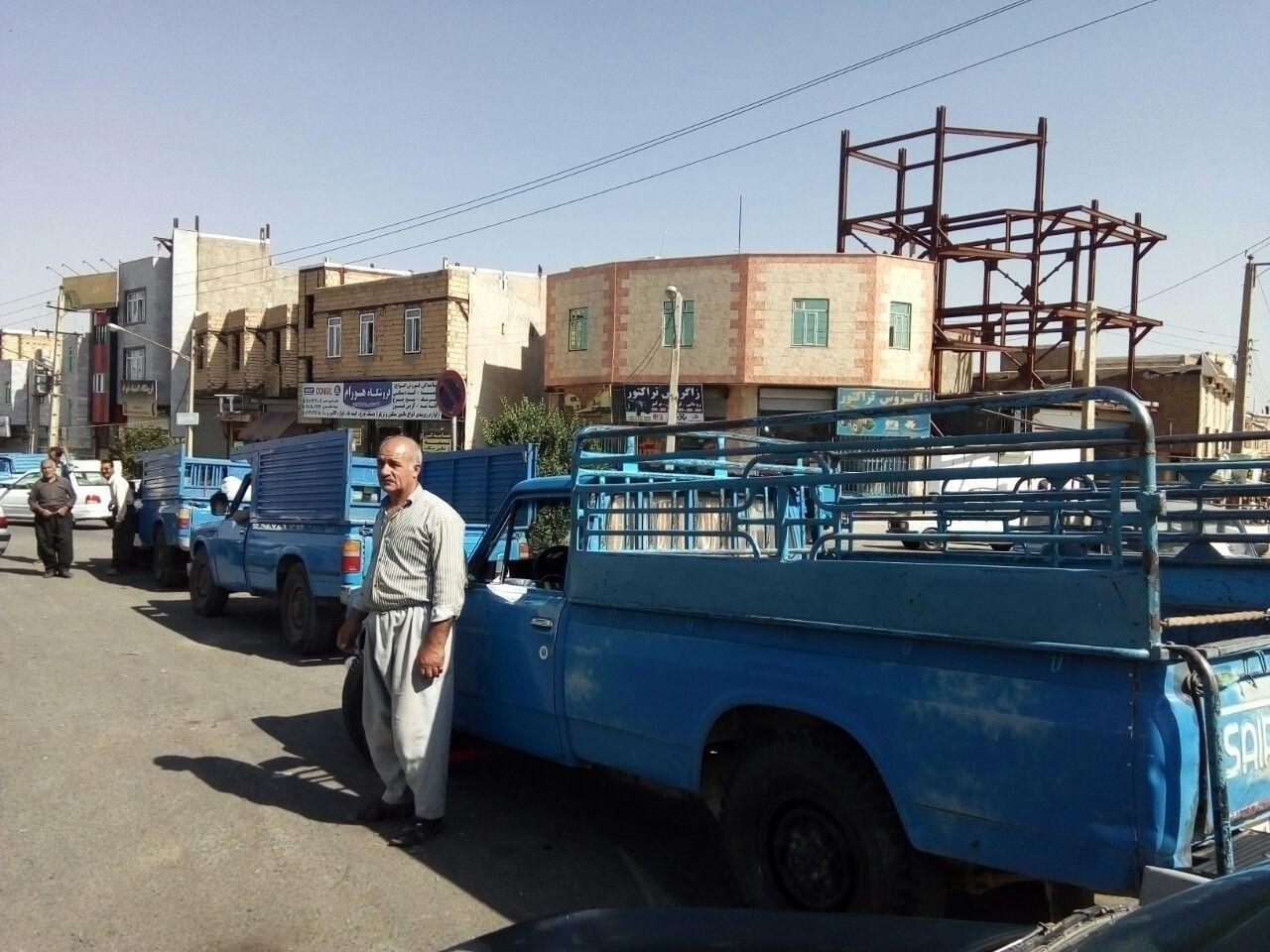 واریز وجه سهمیه بنزین وانت بارها در انتظار تایید وزارت کشور