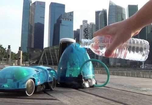 جدید ترین ترفند کلاهبرداران، تبلیغات آب سوز کردن خودروها!