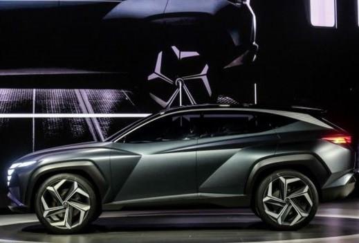 نسل بعدی هیوندای توسان در موتورشوی لس آنجلس به نمایش در آمد + عکس