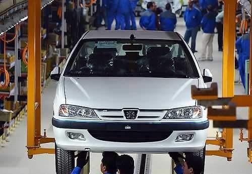 تولید روزانه ایران خودرو از مرز 2 هزار دستگاه گذشت
