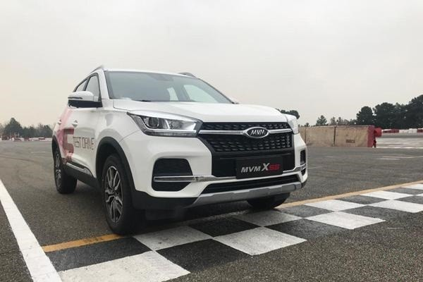 اعلام مشخصات فنی ام.وی.ام ایکس55 جدیدترین محصول مدیران خودرو+ قیمت قطعی - 21 آذر 98