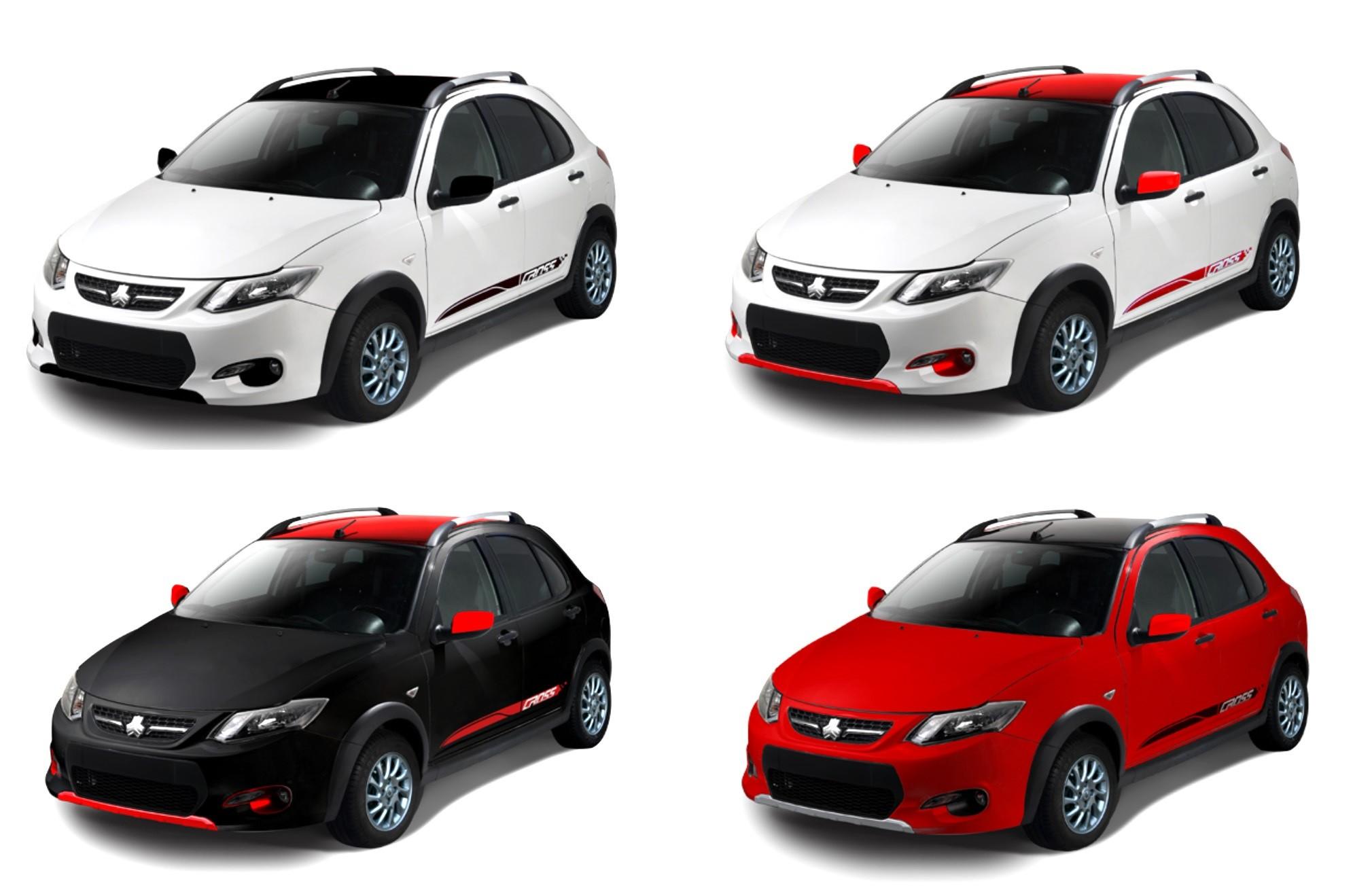معرفی  مشخصات خودرو جدید کوییک R پارس خودرو