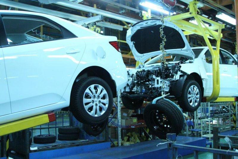 نگاهی به تولید خودروسازان در ۹ ماه امسال؛ نرخ رشد منفی خودرو بالاخره تک رقمی شد + جدول