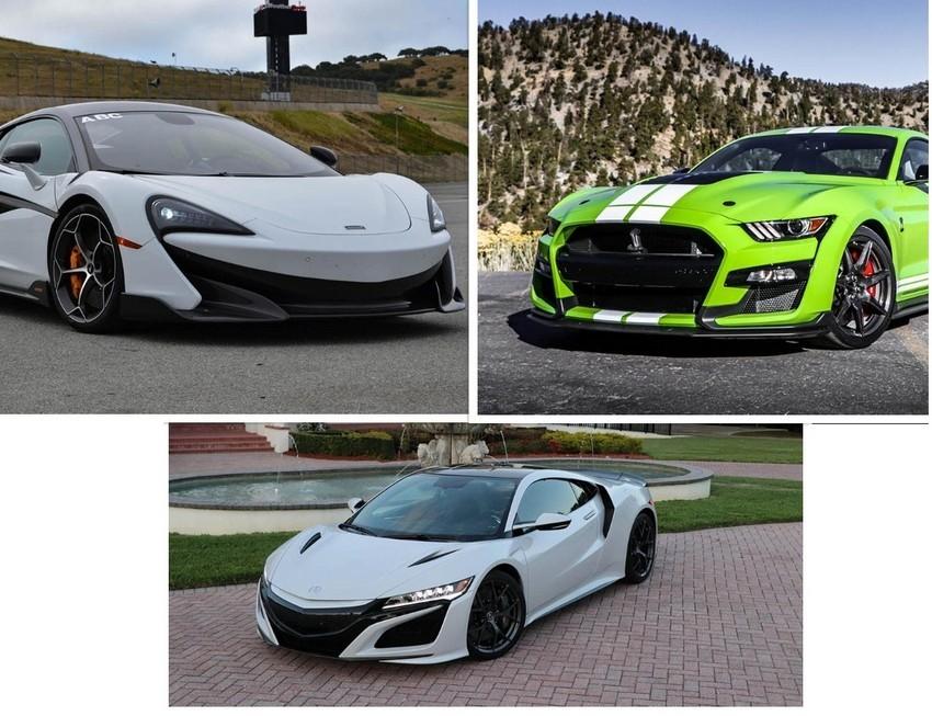 معرفی بهترین خودروی پیست در سال 2019  + عکس