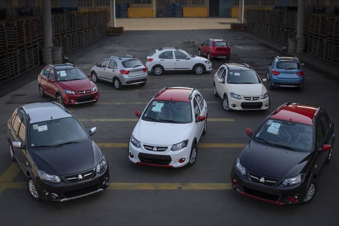 تصاویر رسمی کوییک R پارس خودرو منتشر شد