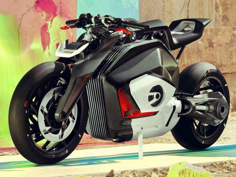 موتورسیکلت الکتریکی بامو در آینده نزدیک تولید می شود + عکس