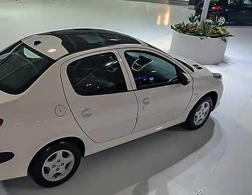 طرح پیش فروش پژو 207 دنده ای با سقف پانوراما - دی 98