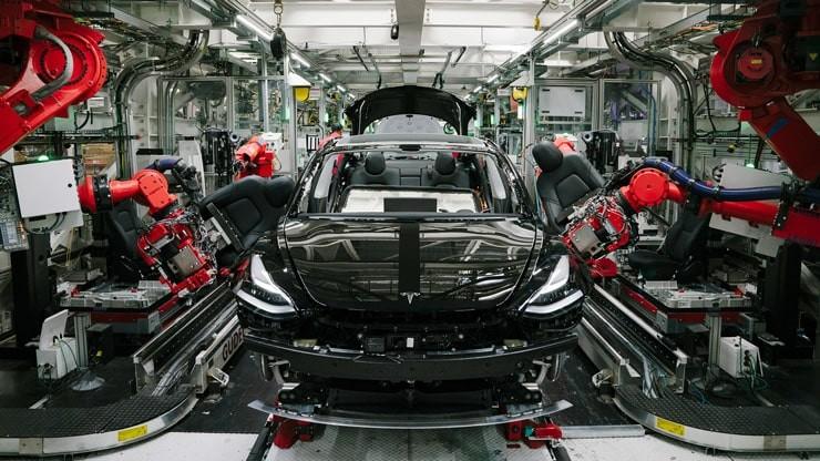 بررسی عملکرد غول های خودروسازی آمریکا در سال 2019