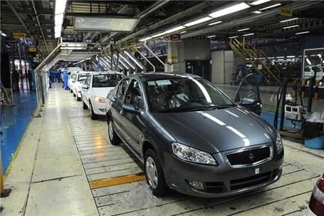 آمار توليد ايران خودرو در آذرماه 2 برابر شد