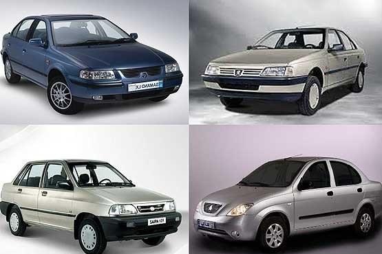 جدیدترین قیمت خودروهای سایپا و ایران خودرو در بازار - امروز ۹۸/۱۰/۱۸ + جدول