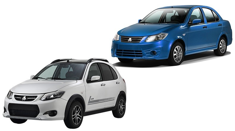 افزایش قابل توجه تولید خودروهای ساینا و کوییک در سایپا