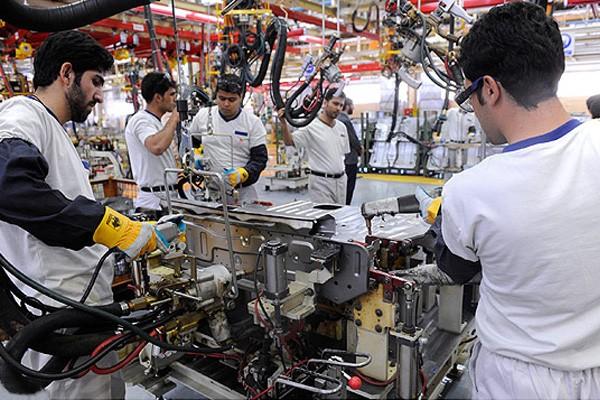 امکان جذب ۴۰ هزار نفر در صنعت قطعهسازی با رونق خودروسازی