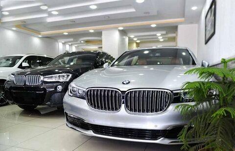 اخذ مالیات مضاعف از دارندگان خودروهای لوکس