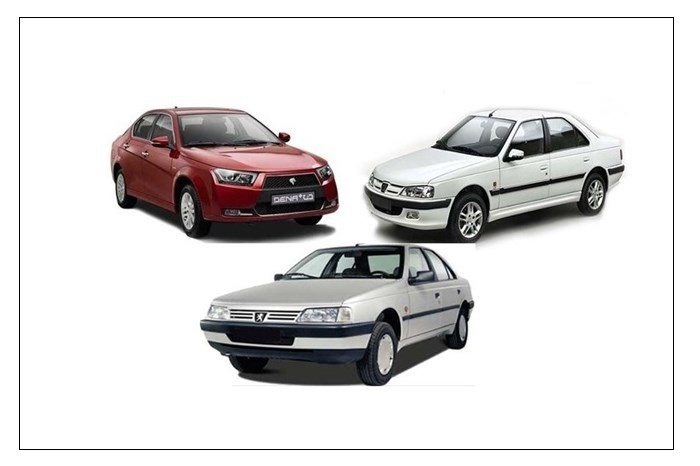 جدول قیمت خودروهای ایران خودرو امروز ۹۸/۱۰/۲۳ - کاهش قیمت ها در بازار - 23 دی 98
