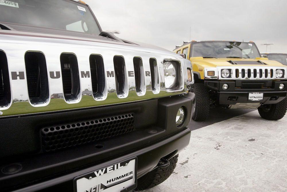 هامر با مدل برقی به دنیای خودروها بازگشت + عکس