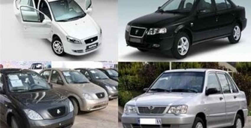 جدول قیمت جدید خودروهای داخلی در آخرین روز هفته گذشته در بازار تهران