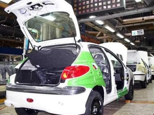 206 و 207 ایران خودرو به استاندارد یورو 5 ارتقاء یافتند