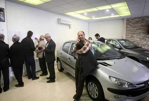 بلیت بختآزمایی شدن شانس متقاضیان در ثبت نام محدود خودروسازان