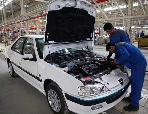 عبور تولید دی ماه خودروسازان بزرگ از ۱۰۳ هزار دستگاه!