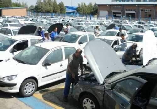 وعده های بی سر انجام تکمیل خودروهای ناقص