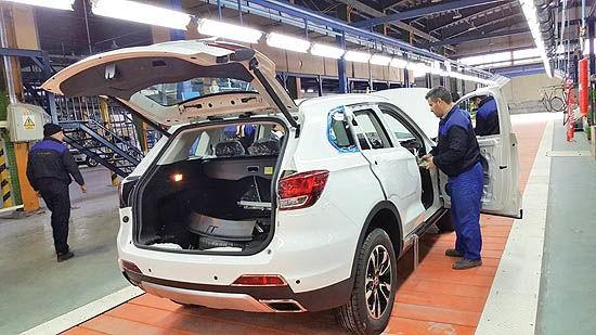 بازگشت چراغ خاموش خودروسازان چینی به ایران