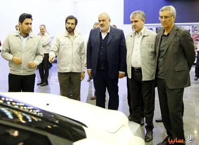 تولید نخستین خودروی برقی ایرانی توسط سایپا و مپنا
