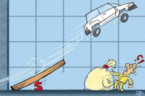 معرفی 8 بهانه مهم برای افزایش قیمت خودرو