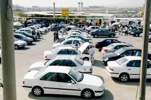 مشاهده شدن نشانه های کاهش قیمت در بازار خودروی کشور