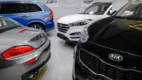 قیمت جدید خودروهای وارداتی در بازار ۲۱ بهمن - قیمت ها همچنان صعودی + جدول