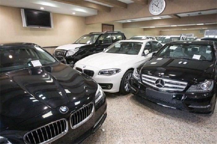 جدیدترین قیمت خودروهای وارداتی در بازار - 27 بهمن 98