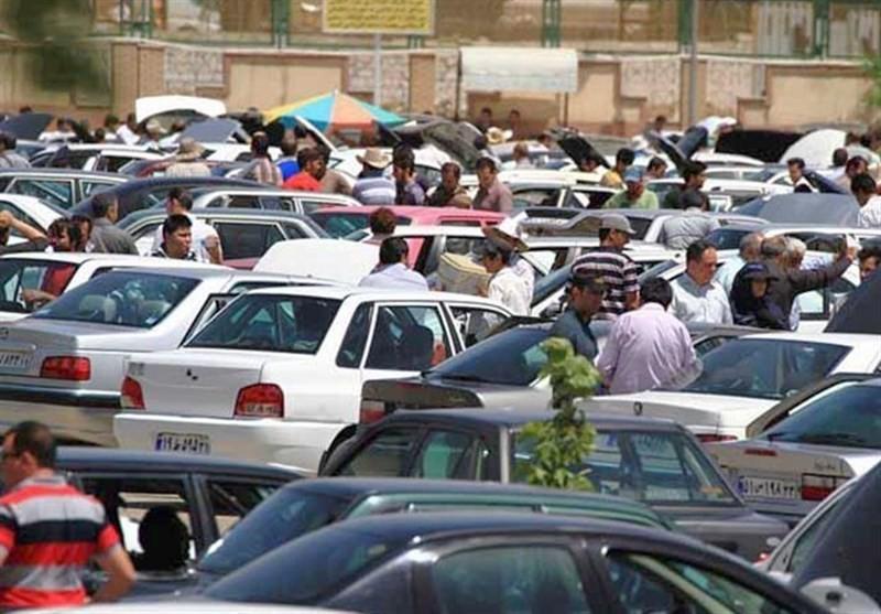 برگشت آرامش نسبی در بازار خودرو + قیمت